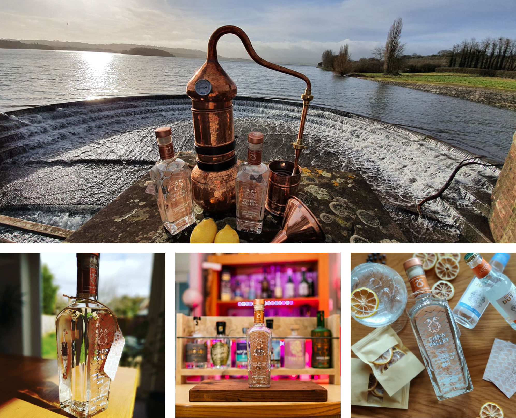 Chew Valley Gin